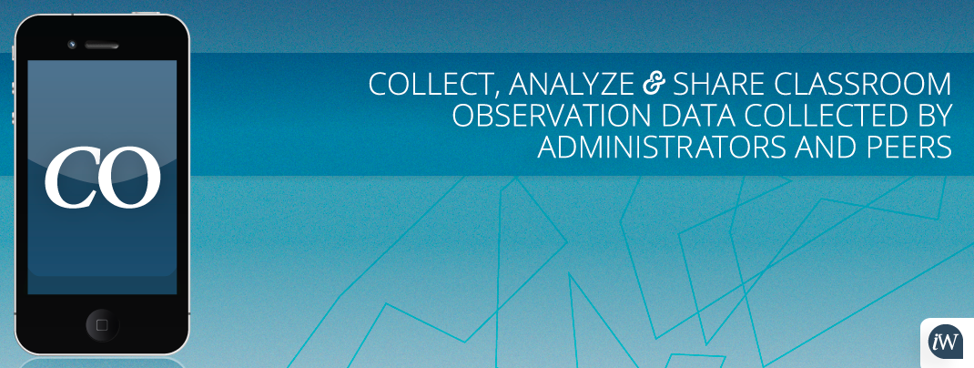 Collect, analyze, and share classroom observation data